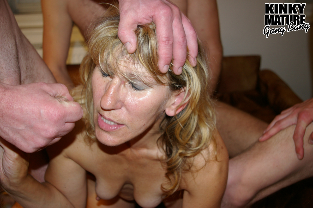 Excited Kinky granny orgy are mistaken